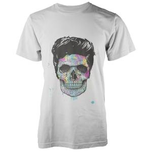 Balazs Solti Colour Your Death White T-Shirt