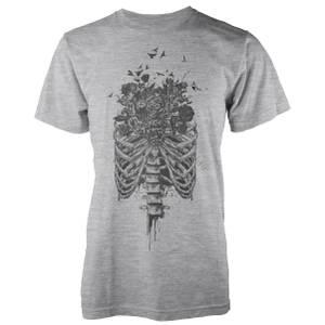 Balazs Solti New Life Grey T-Shirt
