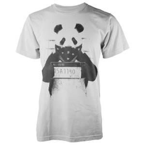 Bad Panda T-Shirt - Weiß