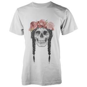 Balazs Solti Festival Skull White T-Shirt