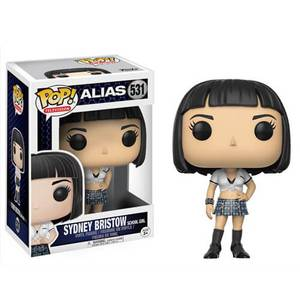 Alias Sydney Bristow (School Girl) Funko Pop! Vinyl
