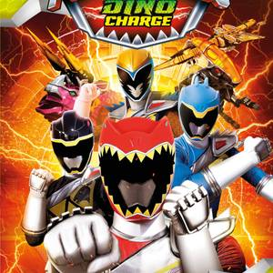 Power Rangers Dino Charge: Breakout (Volume 3) Episodes 9-12