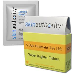 Skin Authority 5 Day Dramatic Eye Lift