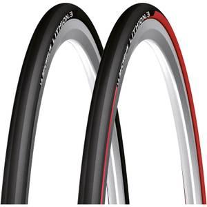 Michelin lithion 3(リチオン 3) フォールディング クリンチャー ロード タイヤ