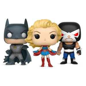 Monthly DC Comics Heroes Pop In A Box