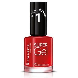 Rimmel Super Gel Nail Varnish 12ml (Various Shades)