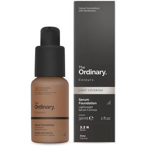 The Ordinary Serum Foundation 30ml (Various Shades)