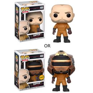 Blade Runner 2049 Sapper Pop! Vinyl Figure