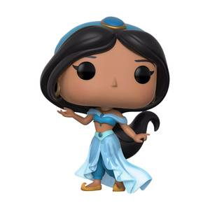 Figurine Pop! Disney Jasmine Aladdin