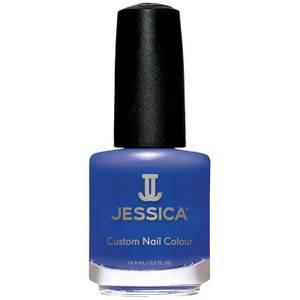 Jessica Nails Custom Colour Nail Varnish 14.8ml - Blue