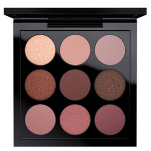MAC Eye Shadow x 9 – Burgundy