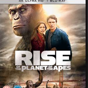 Rise Of The Planet Of The Apes - 4K Ultra HD
