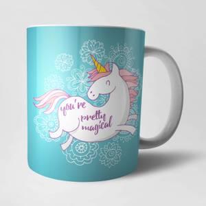 Pretty Magical Unicorn Mug