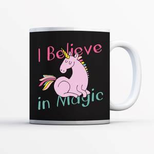 I Believe In Magic Unicorn Mug