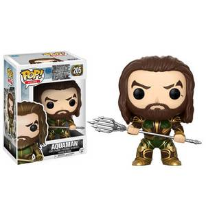 Justice League Aquaman Funko Pop! Vinyl