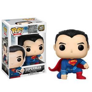 Figura Pop! Vinyl Superman - La Liga de la Justicia