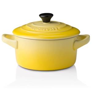 Le Creuset Stoneware Petite Casserole Dish - Soleil Yellow