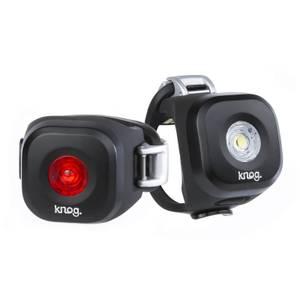 Knog Blinder Mini Dot Lichtset - Black