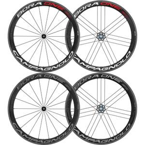Campagnolo Bora One 50 Carbon Clincher Wheelset 2018