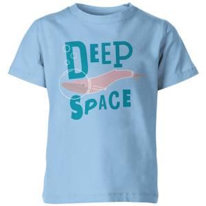 My Little Rascal Kids Deep Space Blue T-Shirt