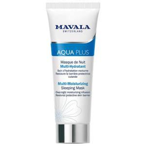 Mavala Aqua Plus Multi-Moisturising Sleeping Mask 75ml
