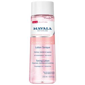 Mavala Clean & Comfort Caress Toning Lotion 200ml