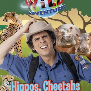 Andy's Wild Adventures - Hippos, Cheetahs And Other Stories