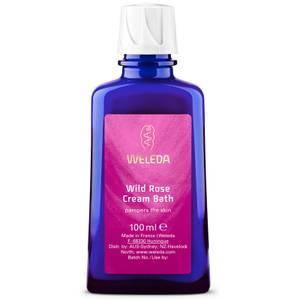 Weleda Wild Rose Bath Cream 100ml