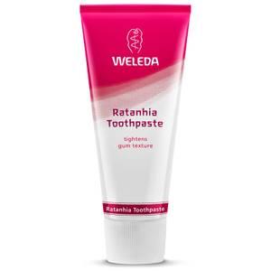 Weleda dentifricio alla ratania 75 ml