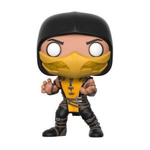 Mortal Kombat Scorpion Funko Pop! Vinyl