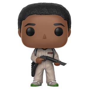 Stranger Things Ghostbusters Lucas Funko Pop! Vinyl