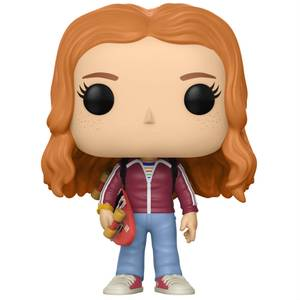 Stranger Things Max with Skateboard Funko Pop! Vinyl