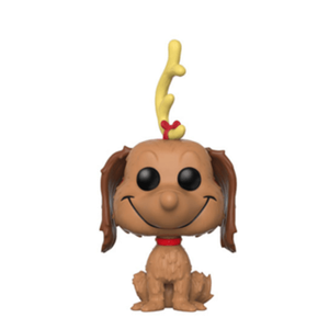 The Grinch Max the Dog Pop! Vinyl Figure