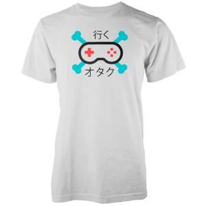 Go Gamer JPN Men's White T-Shirt