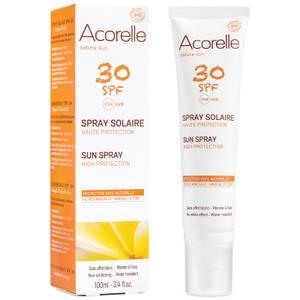 Acorelle Organic SPF30 Sun Spray 100 ml