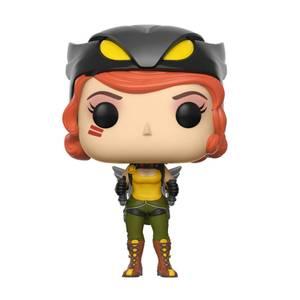 DC Bombshells Hawkgirl Pop! Vinyl Figur