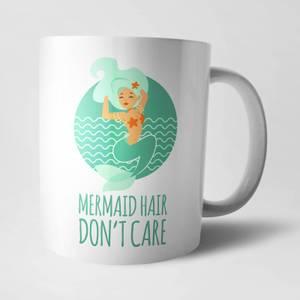 Mermaid Hair Don't Care Mug