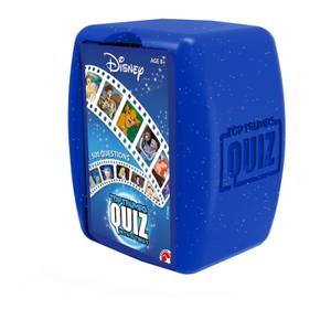 Top Trumps Quiz Game - Disney Edition