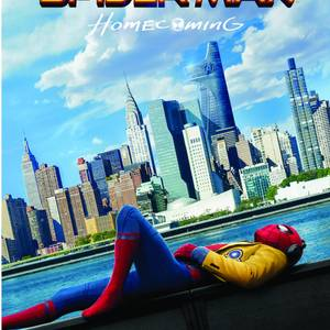 Spider-Man Homecoming - Two Disc Limited Edition + Comic Book