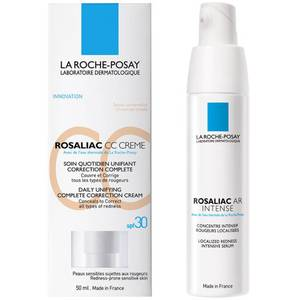 Lote antienrojecimiento Anti-Redness de La Roche-Posay