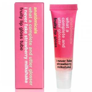 Anatomicals Complete Strawberry Lip Gloss