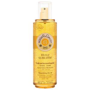Roger&Gallet Huile Sublime Dry Oil