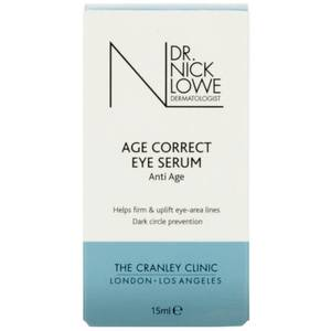 Dr. Nick Lowe Age Correct Eye Serum
