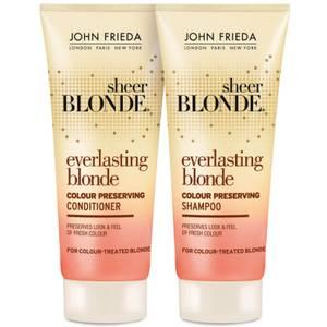 John Frieda Sheer Blonde Shampoo Conditioner