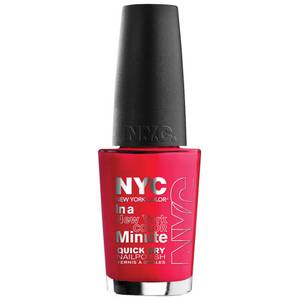 NYC In A NY Color Minute Nail Polish