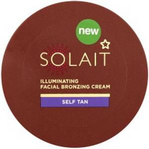 Solait Illuminating Facial Bronzing Cream