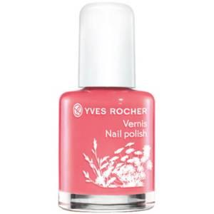 Yves Rocher Pink Nail Polish