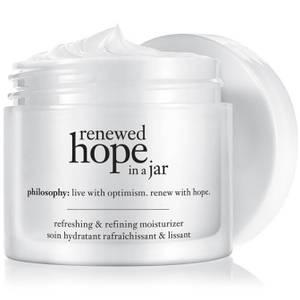 Philosophy Renewed Hope In A Jar Refreshing & Refining Moisturiser