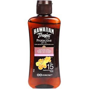 Hawaiian Tropic Protective Dry Oil SPF15