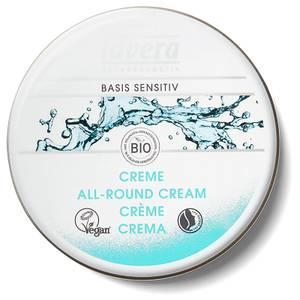 Lavera NATURKOSMETIK Basis Sensitiv All-Round Cream